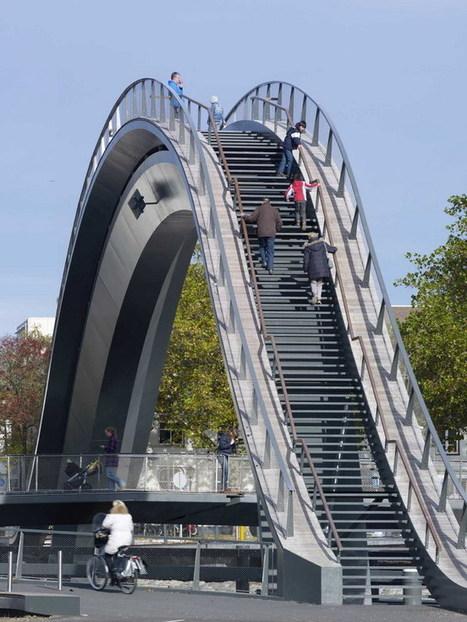 NEXT architects - Project - Melkwegbrug | André Ogiers | Scoop.it