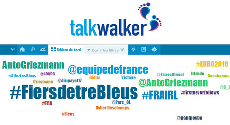 [Outils] Test de Talkwalker : le meilleur outil de social listening ? | Social Media Curation par Mon Habitat Web | Scoop.it