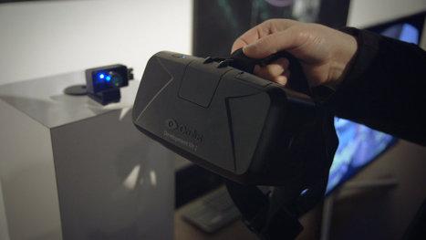 Facebook buying Oculus VR for $2 billion | My English Website - Roel van Krimpen | Scoop.it