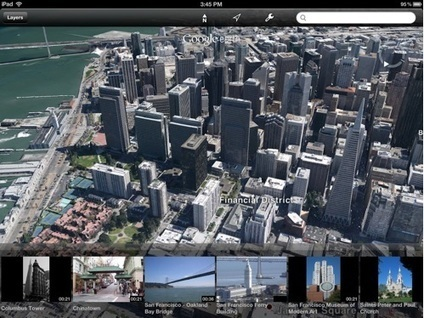 Google Earth 7.0 released for iOS | Google Earth Blog | Edtech PK-12 | Scoop.it