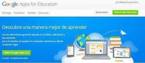 Google lanza Drive para Educación, con almacenamiento ilimitado | Herramientas TIC | Scoop.it