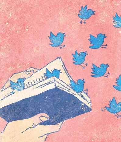 Twitter fiction: 21 authors try their hand at 140-character novels | Best Sites on Books | Scoop.it