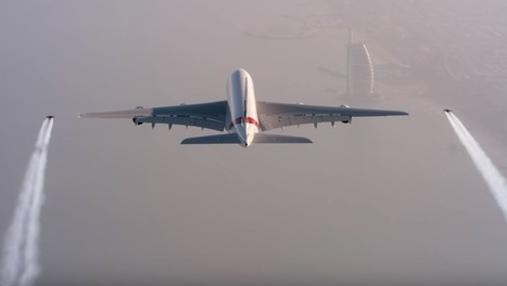 #HELLOJETMAN FLYING WITH AIRBUS A380 | This one is for the guys! | Scoop.it