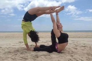 Try Acroyoga With Thai Massage or Shadow Yoga At Queens Studio - DNAinfo | Yantra Tantra Mantra | Scoop.it