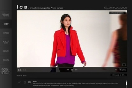 Fashion 2.0 | KCD's Digital Fashion Shows to Open to Consumers | fashion design news | Scoop.it