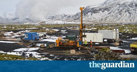 CO2 turned into stone in Iceland in climate change breakthrough | Renewable Energy Pays If We Count More Than Cash | Scoop.it