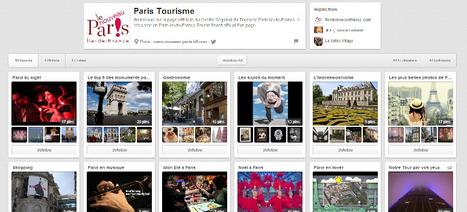 Pinterest, quel enjeu pour le marketing territorial ? | Marketing Territorial News | Scoop.it