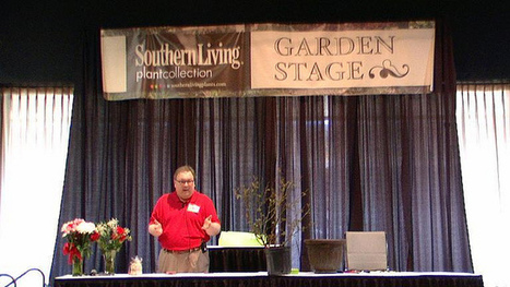 Chris at the BHG on the Garden Stage | Gardening in the neighborhood | Scoop.it