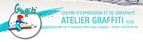 Ateliers 2013-2014 I Liège I Atelier Graffiti | Programme 2013-2014 des ateliers créatifs en Wallonie et à Bruxelles | Scoop.it