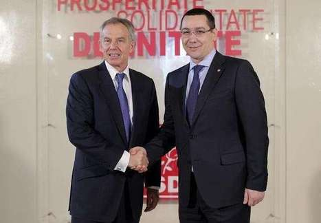 Tony Blair's name appears in corruption case targeting former Romanian PM | L'Europe en questions | Scoop.it