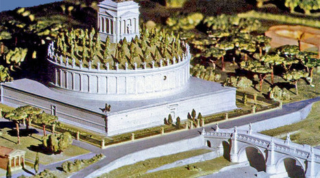 Il Mausoleo di Adriano | LVDVS CHIRONIS 3.0 | Scoop.it