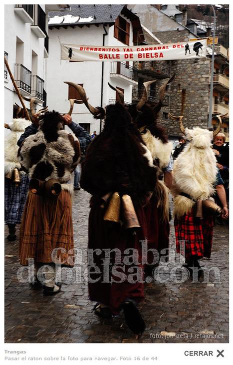 Carnaval de Bielsa du 27 février au 2 mars | Vallée d'Aure - Pyrénées | Scoop.it