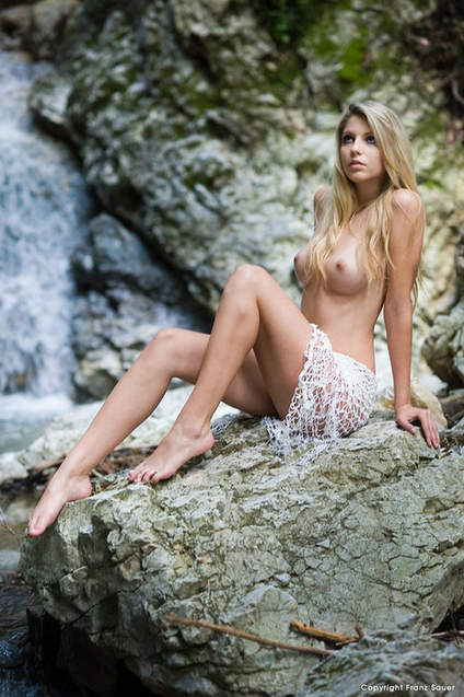 Beauty of the ravine by Franz Sauer | Busty Boobs Babes | Scoop.it