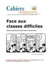 Face aux classes difficiles | Actualités éducatives et pédagogiques | Scoop.it