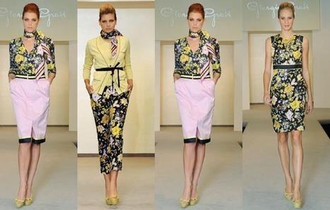Giorgio Grati Spring / Summer 2012: Flower Power from le Marche | Le Marche & Fashion | Scoop.it
