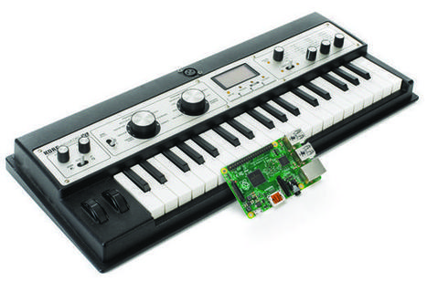 Create a simple synthesiser – Part 2 | Raspberry Pi | Scoop.it