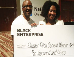 Naturalicious Takes Home $10,000 at Black Enterprise Entrepreneurs Conference | DIASPORA21 | Scoop.it