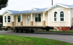 Manufactured Homes: Delivery and Installation | Manufactured Homes | Scoop.it