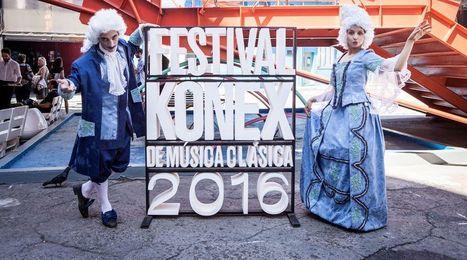 2° Festival Konex de Música Clásica: Mozart   Fundación Konex   INTELIGENCIA GLOBAL   Scoop.it