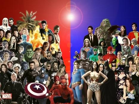 Up, Up & Away: The Superhero Phenomenon | Superhero Films | Scoop.it