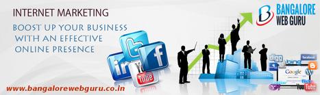 Bangalore Web Guru is an Online Marketing Company   Web Design Company   Scoop.it