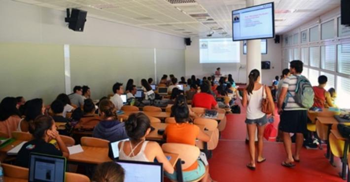 """Un nouvel amphi """"numérique"""" à l'Université   Tahiti Infos   Kiosque du monde : Océanie   Scoop.it"""