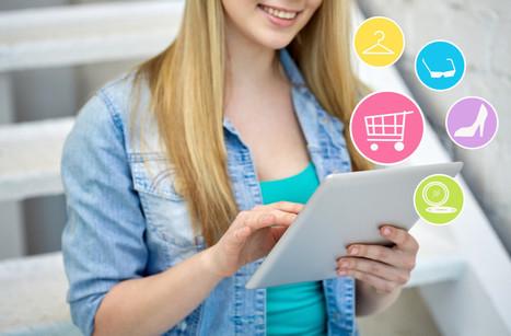 Dall'eCommerce al negozio: come il mobile cambia lo shopping | Ecommerce Vendita Online | Scoop.it