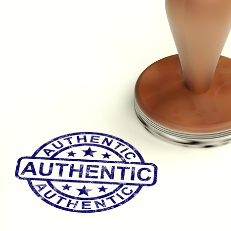 5 Principles for Being Authentic & Successful | Curious Minds in Marketing | Scoop.it
