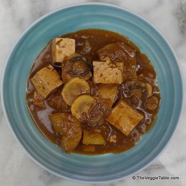 Mushroom Tofu Stew | Vegetarianism | Scoop.it