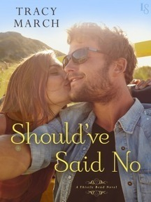 Should've Said No by Tracy March – Unexpected Love | Kindle Book reviews | Scoop.it