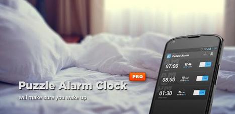 Puzzle Alarm Clock PRO v1.4.3 APK Free Download - APKStall | Download APK Android Apps | Scoop.it