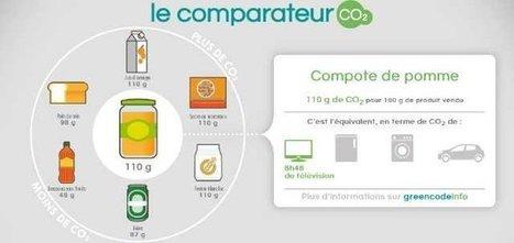 Écogeste : Je calcule l'impact environnemental de mon alimentation | Communication environnementale 2.0 | Scoop.it
