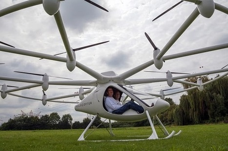 Electric Helicopter E-Volo - the world's first green helicopter - The Awe-Science | Technology | Scoop.it
