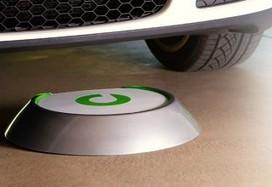 Hertz Rental Ditches Plug, Trials Wireless Electric Car Charging | Car Charging | Scoop.it