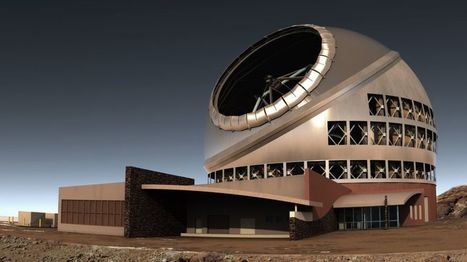 Biggest telescope may swap continents - BBC News | Technical Translations and more | Scoop.it