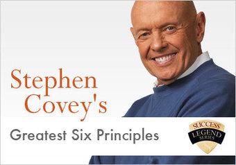 Covey's Greatest Six Principles | 21st Century Leadership | Scoop.it