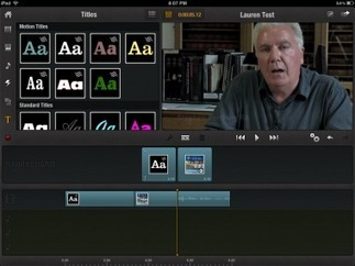 "Avid Brings Its ""Pro-sumer"" Video Editing App to iPad 