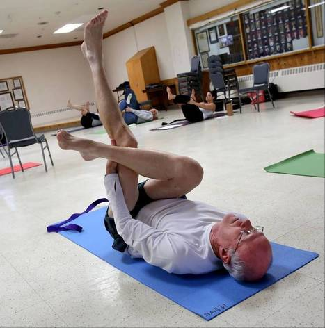 Veterans reap benefits of Naperville yoga classes | Health and Fitness | Scoop.it