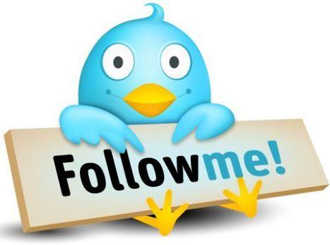 5 moyens d'augmenter naturellement ses followers sur Twitter | Be Marketing 3.0 | Scoop.it