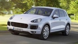 Mondial Paris 2014 : Porsche Cayenne 2 restylé | Selection Auto | Scoop.it