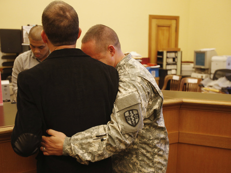 GOP Won't Defend Ban On Veterans Benefits For Same-Sex Couples : NPR   Same-Sex Marriage and Civil Union Issues   Scoop.it