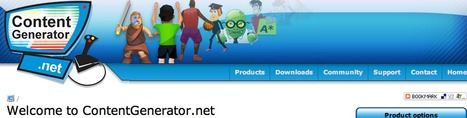 ContentGenerator.net - create your own Educational Flash games | אתרים מומלצים | Scoop.it