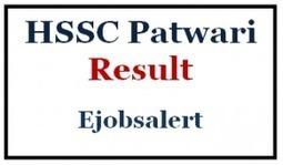 HSSC Patwari Result 2016 Haryana Patwari Gram Sachiv Merit List | Latest Exam Results | Scoop.it