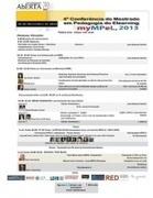 Programa #mympel2013 | Na Rede | Scoop.it