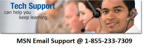 MSN Customer Service Helpline Number 1-855-233-7309 For Email Support | Outlook Password Recovery | Scoop.it