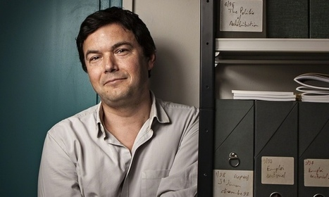 'We need permanent revolution': Thomas Piketty, 2014's most influential thinker | Creative Aliveness and Leadership | Scoop.it