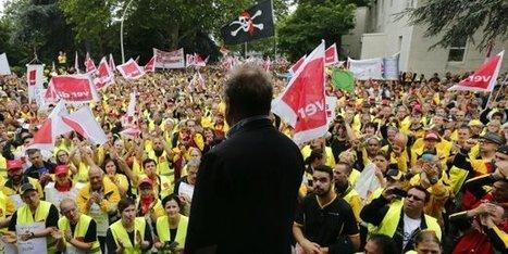 Allemagne: le nombre de jours de grève multiplié par 5 en un an | Allemagne | Scoop.it