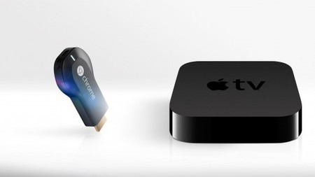 Google Chromecast vs. Apple TV | Entertainment Education | Scoop.it