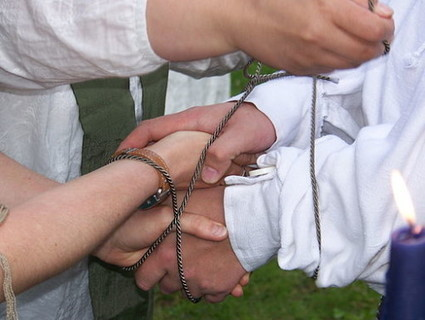 Column: Pagan Handfastings Legal in England and Wales | Axis Sanctuary and Chapels | Scoop.it