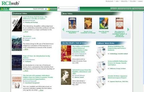 Choice: Current Reviews for Academic Libraries   ACRL Choice   Selection Tools Toolkit   Scoop.it